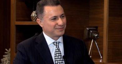Gruevski parashikon skenarët për regjistrimin e popullsisë