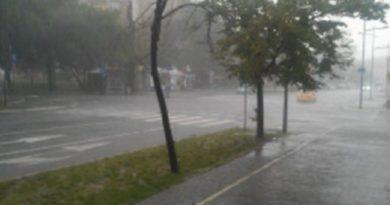 Paralajmërohen vërshime ne Maqedoninë e Veriut