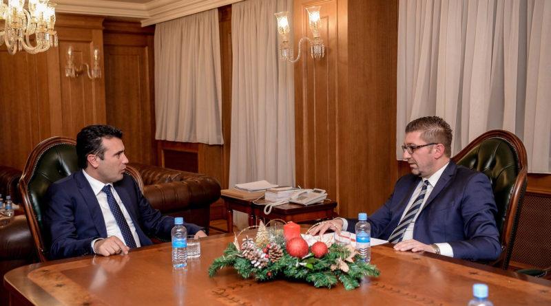 Zaev kërkon koalicion me VMRO-DPMNE: Sikur CDU me SPD në Gjermani