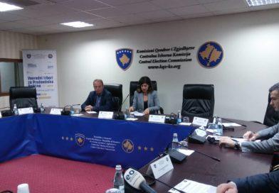 Shpallen rezultatet përfundimtare, VV në Podujevë me 51.9%, Lista Serbe në Veri me me 89.5%