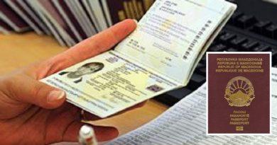 I ka dal afati pasaportës tuaj të Maqedonisë, por deri në fund të vitit lirisht udhëtoni