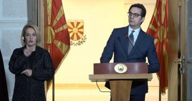 """""""Gjendjet e jashtëzakonshme"""", opozita shqyrton mundësinë për impiçment ndaj Pendarovskit"""