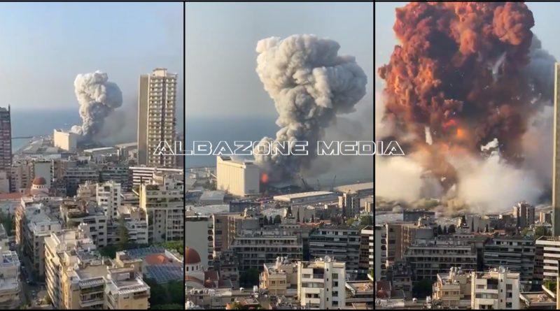 Presidenti i Libanit: Shkaqet e shpërthimit masiv ende nën hetim