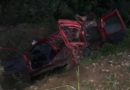 Treni godet një veturë në Tetovë, lendohen dy persona (Video)
