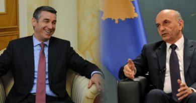 Isa Mustafa: I kemi hequr vijat e kuqe me PDK-në!