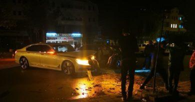 Aksident i rëndë në Tetovë, pesë të lënduar