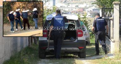 Policia arrestoi të dyshuarin për vr.asjen e bashkëshortes në Gostivar