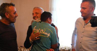 Halil Kastrati dhe Bekim Jashari, filluan 3 shtëpi për familjet në nevojë në Skenderaj