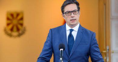 Pendarovski: Shanset për zgjidhjen e kontestit me Bullgarinë janë minimale