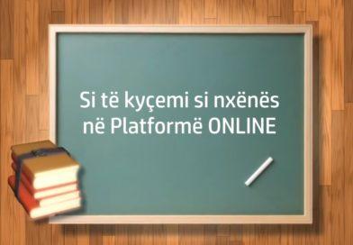 MASH: Platforma nacionale në dispozicion për nxënësit dhe prindërit