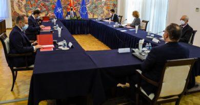 Këshilli i Sigurisë në Maqedoni: Nuk ka nevojë për gjendje të jashtëzakonshme ose orë policore