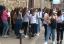 Tetovë, nxënësit në protesta kërkojnë mësim me prezencë fizike