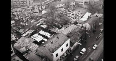 Si frymonte jeta përreth pazarit të Tetovës para 50 vitesh