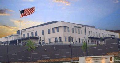 Ambasada amerikane publikon një pjesë të letrës së Reeker drejtuar Zaev në Twitter