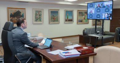 Osmani: Nga brifingu me ambasadorët e vendeve pjesëmarrëse në OSBE
