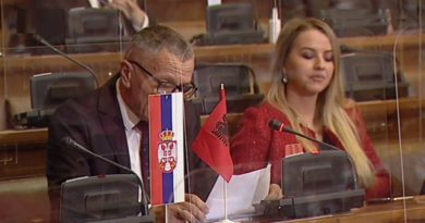 Kamberi: E nxora flamurin sepse jam për të çuar në vend amanetin e shqiptarëve të luginës (Video)