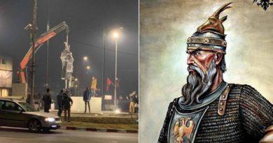 Gjergj Kastrioti-Skënderbeu, erdhi në Prizren