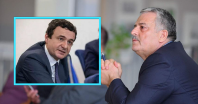 ZYRTARE: Albin Kurti e 'pensionon' nga politika Agim Veliun!