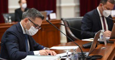 Ministri Besimi: Qeveria miratoi ndryshimet e Ligjit për Bankën e Maqedonisë
