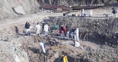 Përfaqësues nga Kosova e Serbia monitorojnë gërmimet në Kizhevak (Foto)