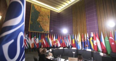 Këshilli i ministrave të OSBE-së po zhvillon mbledhjen e vet të 27 online, nën drejtimin e Shqipërisë