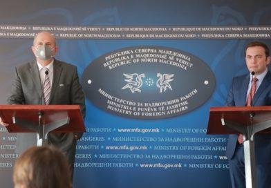 """Tërmeti i """"tronditi"""" Buçkovskin dhe Osmanin! Shihni reagimet e tyre (Video)"""