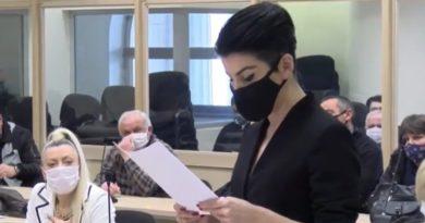 """Avokati nga Struga: Gabim je Fatime, më vjen keq! Bëre """"teatër"""""""