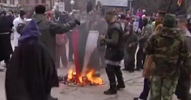 Bullgaria reagon për djegien e flamurit bullgar në Vevçan