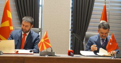 Ministri Hoxha: Në Ankara nënshkruhet Marrëveshje për bashkëpunim në fushën e politikës së veterinarisë dhe sigurisë së ushqimit