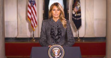 Melania Trump jep mesazhin lamtumirës: Do të jeni gjithmonë në zemrën time