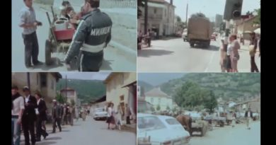 Pamje të rralla/Tetova në një reportazh të vitit 1983 (Foto/Video)
