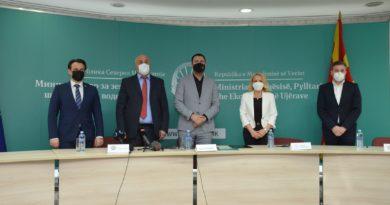 UT bashkënënshkruese e memorandumeve të bashkëpunimit me Ministrinë e Bujqësisë, Pylltarisë dhe Ekonomisë së Ujërave