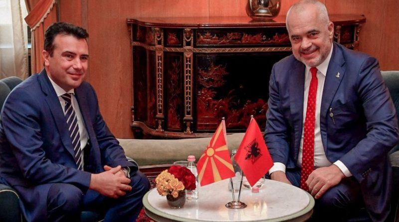 Zaev i bën thirrje komunitetit maqedonas: Votojeni mikun tim shqiptar, ne kemi kandidatin tonë