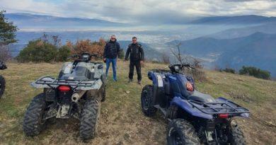 Digjën 'motoçikletat' e Zaevit dhe Filipçes (Video)