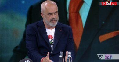 Rama: Të hënën nis vaksinimi i punonjësve të hotelerisë, jam i shqetësuar për Kosovën
