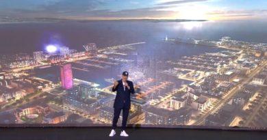 Edi Rama prezenton masterplanit e portit të Durrësit
