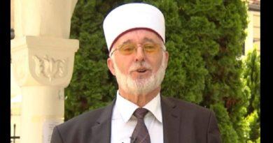 Ndërron jetë dijetari Islam nga Shkupi, prof. Rexhep ef. Jusufi