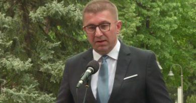 """Mickoski pas takimit me Pendarovskin: Nuk kërkojmë amnisti dhe falje për """"27 prillin"""", kërkojmë drejtësi"""