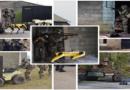 """E ardhmja e luftimeve, ushtarët stërviten me qentë robotë – planifikohet përdorimi i pajisjeve tjera në stilin """"Terminator"""""""