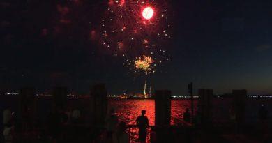 New York, me spektakël fishekzjarresh festohet heqja e masave restriktive ndaj COVID-19