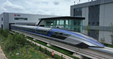 Çmenduri në Kinë/ Prodhohet treni më i shpejtë në botë, mund të ecë me 600 km/h