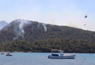 Turqi, fikja e zjarreve vazhdon në disa rrethe në provincën Mugla
