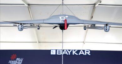 Baykar-i turk prezanton dronin me ulje vertikale në TEKNOFEST