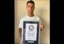 Ronaldo merr çmimin nga 'Guiness' pas thyerjes së rekordit me kombëtaren e Portugalisë